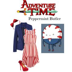 Adventure Time: Peppermint Butler