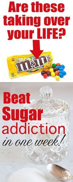 How I Am Beating Sugar Addiction - In My Own Style When I'm ready, I'll give this a try.