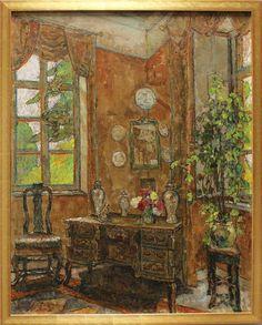 August von Brandis, German Impressionism