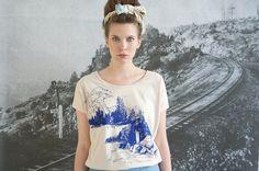 DUETTE S/S 2012 Collection - Hélène Georget