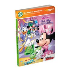 LeapFrog LeapReader Junior Book Disney Minnie (Works with Tag Junior) LeapFrog,http://www.amazon.com/dp/B00CRZXS8W/ref=cm_sw_r_pi_dp_HH-btb0FY85PJ2YW
