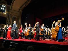 Concert de Crăciun, Opera Națională București / Christmas Concert, National Opera House in Bucharest   #shotoniphone #iphonex #concert #opera