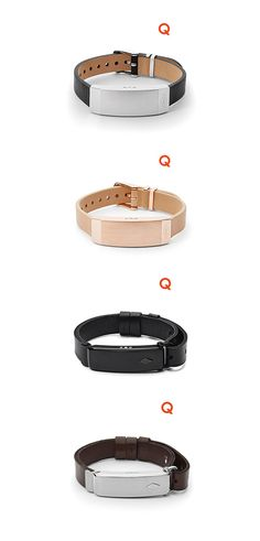 Looking for an activity tracker that won't cost you style? Q Dreamer and Q Reveler are the answer!