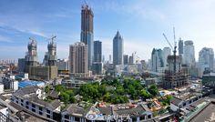 Wuxi skyline