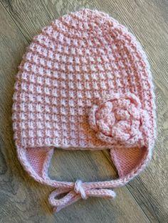 Babylue - babyhat - klompelompe Winter Hats, Crochet Hats, Knitting, Kids, Beautiful, Fashion, Knitting Hats, Children, Moda