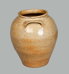 Attrib. Dave the Slave, Edgefield, SC Three-Gallon Stoneware ...