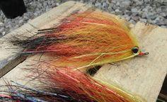 Pike fly made by Loguns flies