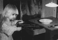 """Alice"" movie still, Jan Svankmajer"