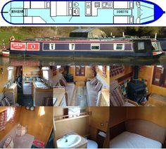 ISOLDE 1993 50FT SEMI-TRAD SOLD www.calcuttboats.com