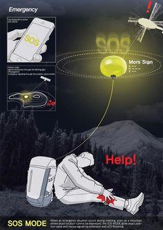Air Audio - Air Speaker and Distress Signal Balloon