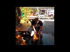 Ice bucket challenge Polokwane Campus