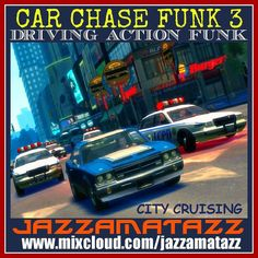 #today #thisweek #listen #mixcloud #nowplaying #tuneinradio #itunes #stitcherradio #carchase #funk #soul #jazz #oldschool #jazzamatazz #bombshellradio #fmplayer CAR CHASE FUNK Volume 3 : CITY CRUISING. A blend of groovy driving action funk. A collection of tracks inspired by the music of 1970s TV cop shows & retro movie car chases. An ideal soundtrack for staying cool during that bank job getaway or for that serious edge of the seat burning rubber multiplayer race on Mario Kart! or just for…