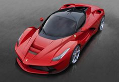 42. Despite its stupid name, Ferraris new flagship supercar, the Laferrari, which debuted in March at the Geneva Motor Show, is a beatiful beast — with nearly 1,000 horsepower.