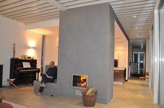 Vuur & Leem l Finoven en leemkachel bouwers
