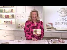 Fall and Christmas Border Stickers Made Easy! - Anna Griffin Christmas Border, Easy Youtube, Anna Griffin, Make It Simple, Card Making, Charmed, How To Make, Women, Fashion