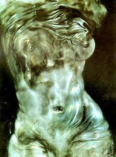 (1972) - Salvador Dalí ۩۞۩۞۩۞۩۞۩۞۩۞۩۞۩۞۩ Gaby Féerie créateur de bijoux à thèmes en modèle unique ; sa.boutique.➜ http://www.alittlemarket.com/boutique/gaby_feerie-132444.html ۩۞۩۞۩۞۩۞۩۞۩۞۩۞۩۞۩