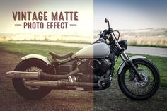 How To Create a Washed Out Vintage Matte Photo Effect | blog.spoongraphics.co.uk