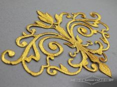 Goud barok applicaties