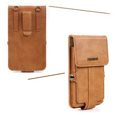 Pedestrian Leather Pouch