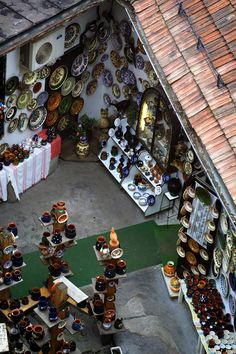This photo from Pest, West is titled 'Some pottery for the tourists'. Budapest Christmas, Heart Of Europe, Danube River, Medieval Castle, Central Europe, Budapest Hungary, Travelogue, Homeland, Destinations