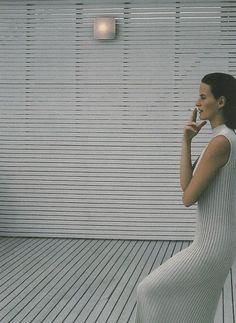 """pennylanelikes: """" by barry lategan for jil sander spring summer 1991 ad campaign """""""