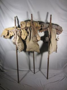Crassus Men Marching Pole Set