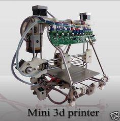 Kit Impressora 3d para auto-montagem Com Bowden Extrusora, Cartão Sd Para Impressão offline
