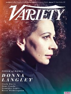Variety's Power of Women Issue 2014