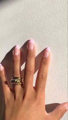 Summer Acrylic Nails, Best Acrylic Nails, Classy Acrylic Nails, Pastel Nails, Spring Nails, Manicure Y Pedicure, Gel Nails, Fall Manicure, Manicure Ideas