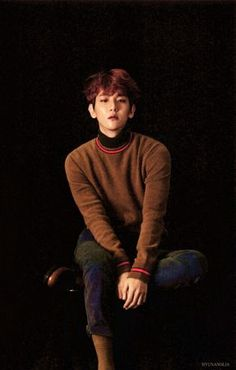 Baekhyun - 161226 'For Life' album contents photo - [SCAN][HQ] Credit: HyunaNolja.