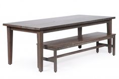 Harvest Wood Medium Dining Table | The Old Wood Co.