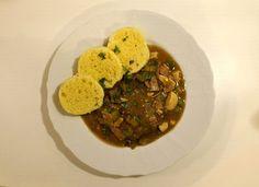 španělské ptáčky v rozletu s knedlíkem Grains, Rice, Food, Essen, Meals, Seeds, Yemek, Laughter, Jim Rice