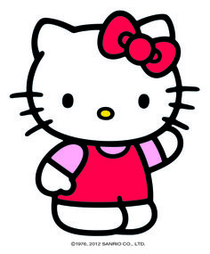 In people years, Hello Kitty would be 47. | How Old Would These Cartoon Characters Be Now?
