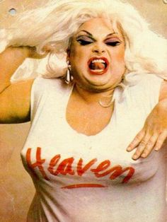 DIVINE FOREVERRRR!(October 19, 1945 – March 7, 1988)    24 years ago today, the world lost an incredible spirit too soon. Divine was a pioneer, a born entertainer, a true artist, and an eternal star. Underneath the makeup, he was also a gentle and loving man with an enormous heart. So light a candle or eat a donut for the most beautiful woman in the world today!