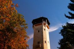 This tower built in 1914 at the height of friendship can be found at the Friendship Hill above the Grandhotel Pupp. You can reach the tower by. Tower Building, Hot Springs, Czech Republic, Diana, In The Heights, Friendship, Travel, Viajes, Spa Water