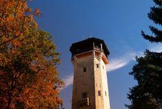 Diana Tower (547 m above the sea level)   Karlovy Vary – průvodce, hotely, lázně, wellness, webkamera ...