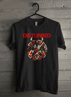 Disturbed Band Symbol Logo