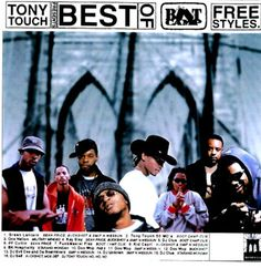 """Tony Touch - """"The Best of Boot Camp Clik Freestyles"""""""