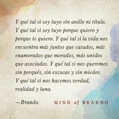 Qué tal si.. Mind of Brando