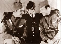 Wings (1927) is a silent movie about World War I fighter pilots directed by William Wellman