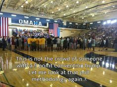 Hillary Clinton's rallies look more like someone running for dog catcher than…