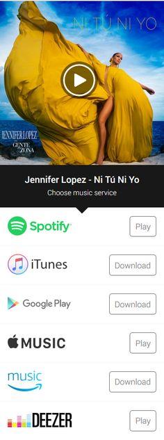 #Order / #Stream #JLo's #NewSingle, #NiTuNiYo  @amazonmusic @deezer @googleplay @iTunes @spotify! #Actress #Dance #FashionDesigner  #HipHop #JenniferLopez #JLo #Latin #Music #Pop #Producer #SingerSongwriter 2017 #NuyoricanProductions #Inc., under exclusive license to @sonymusic / @sonymusiclatin / #MagnusMedia, #LLC  www.jenniferlopez.com