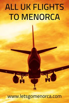 All UK Airports that Fly To Menorca. Easy to use Airline guide from each airport and 7 day a week chart. One click book online flights :-)