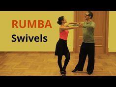 Body Center Exercises for Latin Dances / Rumba Rumba Dance, Ballroom Dancing, Latin Dance, Ballroom Dance Lessons, Dance Tips, Dance Videos, Salsa Dance Lessons, Jazz, Dance Technique
