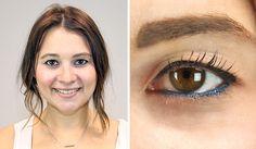 How To Wear Turquoise Eyeliner - beautyheaven