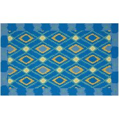 Safavieh Four Seasons Archer Framed Geometric Indoor Outdoor Rug, Multicolor