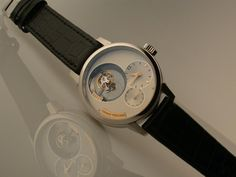 ec003a1587b Triple Axis Flying Tourbillon (Platinum) made by Thomas Prescher. Next time  I have