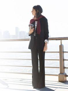 NUEVO - Leandra Medine #DressedInDutti en Massimo Dutti online. Entre ahora y descubra nuestra colección de Leandra Medine #DressedInDutti de Otoño Invierno 2016. ¡Elegancia natural!