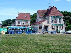 D Day House, Saint Laurent-sur-Mer, France