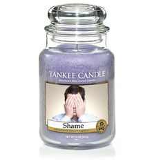 15 More Realistic Scented Candles For Twentysomethings | Shame: really good for any age